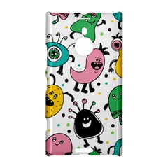 Cute And Fun Monsters Pattern Nokia Lumia 1520