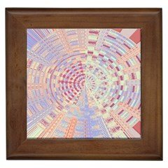 Gateway To Thelight Pattern  Framed Tiles