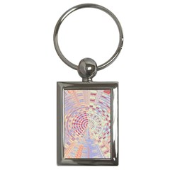 Gateway To Thelight Pattern  Key Chains (rectangle)