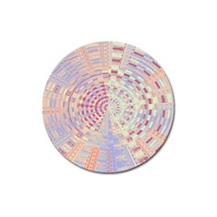 Gateway To Thelight Pattern  Magnet 3  (round)