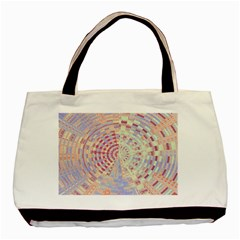 Gateway To Thelight Pattern  Basic Tote Bag (two Sides)