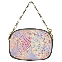 Gateway To Thelight Pattern  Chain Purses (two Sides)