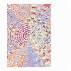 Gateway To Thelight Pattern  Small Garden Flag (two Sides)