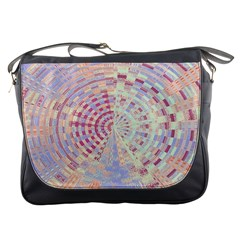 Gateway To Thelight Pattern  Messenger Bags