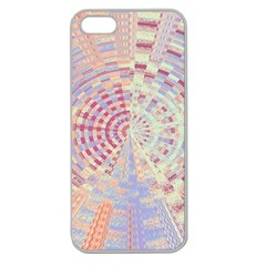 Gateway To Thelight Pattern  Apple Seamless Iphone 5 Case (clear)