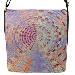 Gateway To Thelight Pattern  Flap Messenger Bag (s)