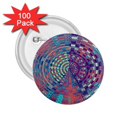 Gateway To Thelight Pattern 4 2 25  Buttons (100 Pack)
