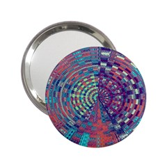 Gateway To Thelight Pattern 4 2 25  Handbag Mirrors