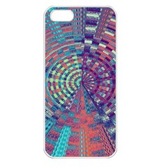 Gateway To Thelight Pattern 4 Apple Iphone 5 Seamless Case (white)