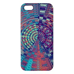 Gateway To Thelight Pattern 4 Apple Iphone 5 Premium Hardshell Case