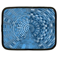 Gateway To Thelight Pattern 5 Netbook Case (xl)