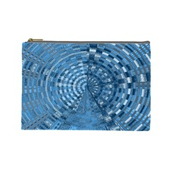 Gateway To Thelight Pattern 5 Cosmetic Bag (large)