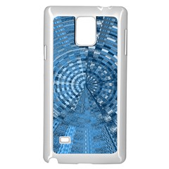 Gateway To Thelight Pattern 5 Samsung Galaxy Note 4 Case (white)