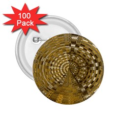 Gatway To Thelight Pattern 4 2 25  Buttons (100 Pack)