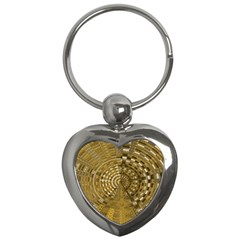 Gatway To Thelight Pattern 4 Key Chains (heart)