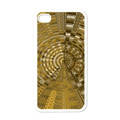 Gatway To Thelight Pattern 4 Apple Iphone 4 Case (white)