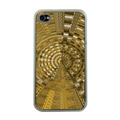 Gatway To Thelight Pattern 4 Apple Iphone 4 Case (clear)