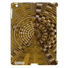Gatway To Thelight Pattern 4 Apple Ipad 3/4 Hardshell Case (compatible With Smart Cover)