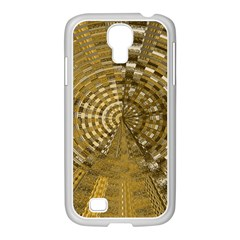 Gatway To Thelight Pattern 4 Samsung Galaxy S4 I9500/ I9505 Case (white)