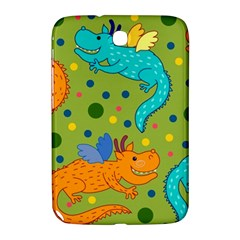 Colorful Dragons Pattern Samsung Galaxy Note 8 0 N5100 Hardshell Case
