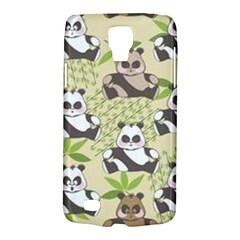 Fun Panda Pattern Galaxy S4 Active