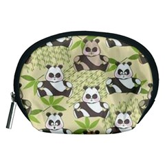 Fun Panda Pattern Accessory Pouches (medium)