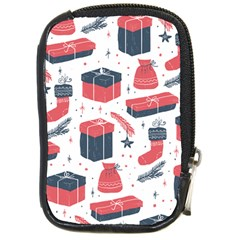 Christmas Gift Sketch Compact Camera Cases