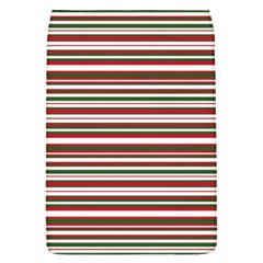 Christmas Stripes Pattern Flap Covers (l)