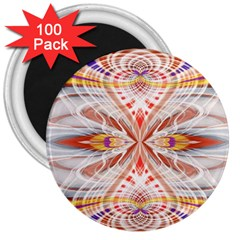 Heart   Reflection   Energy 3  Magnets (100 Pack)