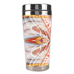 Heart   Reflection   Energy Stainless Steel Travel Tumblers
