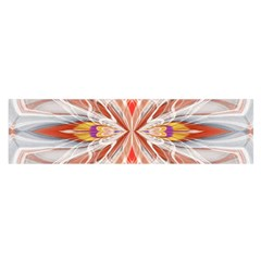 Heart   Reflection   Energy Satin Scarf (oblong)