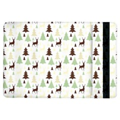 Reindeer Tree Forest Ipad Air Flip
