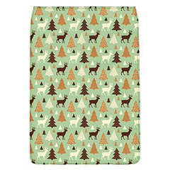 Reindeer Tree Forest Art Flap Covers (l)