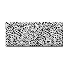 Wavy Intricate Seamless Pattern Design Cosmetic Storage Cases