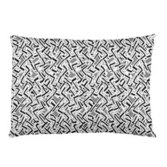 Wavy Intricate Seamless Pattern Design Pillow Case (two Sides)