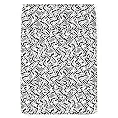 Wavy Intricate Seamless Pattern Design Flap Covers (l)
