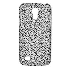 Wavy Intricate Seamless Pattern Design Galaxy S4 Mini