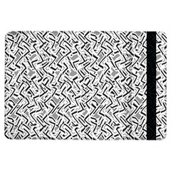 Wavy Intricate Seamless Pattern Design Ipad Air Flip