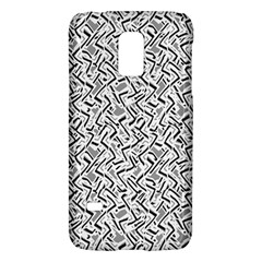 Wavy Intricate Seamless Pattern Design Galaxy S5 Mini