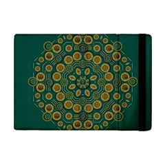 Snow Flower In A Calm Place Of Eternity And Peace Ipad Mini 2 Flip Cases