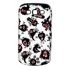 Goofy Monsters Pattern  Samsung Galaxy S Iii Classic Hardshell Case (pc+silicone)