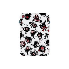Goofy Monsters Pattern  Apple Ipad Mini Protective Soft Cases
