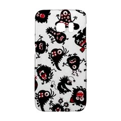 Goofy Monsters Pattern  Galaxy S6 Edge