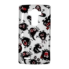 Goofy Monsters Pattern  Lg G4 Hardshell Case