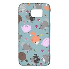 Little Round Animal Friends Galaxy S6