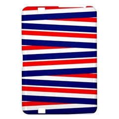 Red White Blue Patriotic Ribbons Kindle Fire Hd 8 9