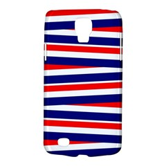 Red White Blue Patriotic Ribbons Galaxy S4 Active