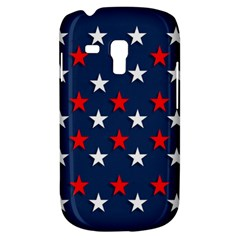 Patriotic Colors America Usa Red Galaxy S3 Mini