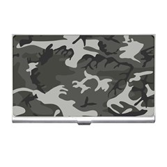 Camouflage Pattern Disguise Army Business Card Holders