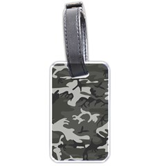 Camouflage Pattern Disguise Army Luggage Tags (two Sides)